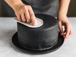 silvester torte torte festtagstorte mit fondant