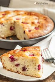Easy Surprise Raspberry Cake Chew Out Loud