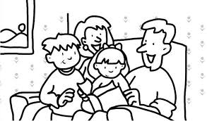 My Family Coloring Pages Guy Colouring In Sheets Free Image Page 21 Others
