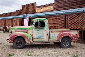 100 Patriot Truck Amazoncom Photograph Of Old Rusty Truck And American Flag On