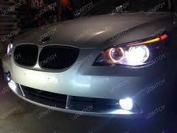 2004 bmw 545i gets hid fog lights with hid conversion kit