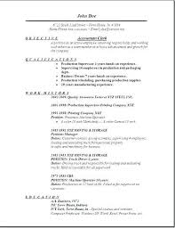 Account Assistant Resume Sample Accounting Objective Examples Marvelous