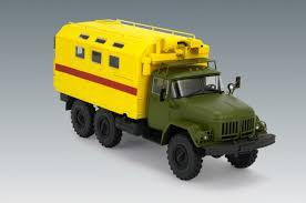 ZiL-131 Emergency Truck, Soviet Vehicle ICM 35518