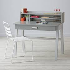 Secretary Desk With Hutch Plans by Kids Desks U0026 Study Tables The Land Of Nod