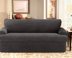 Sure Fit Sofa Slipcovers by Sofa Beautiful T Cushion Sofa Slipcovers Image Of Sure Fit