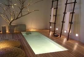 Home Spa Decorating Ideas Top Interior Design Pool