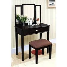 Vanity Table With Lighted Mirror Amazon by Vanities Cheap Black Vanity Table With Mirror Ikea Black Malm