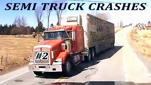 100 Truck Wrecks Videos Big Rig Crashes So Scary Theyll Keep U Stay Off The Highway