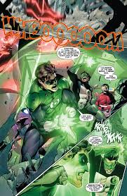 Destruction Rush Theme Deck by Hal Jordan And The Green Lantern Corps 27 Nation Of Nerds