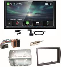 kenwood dnx 7190dabs carplay android auto digitalradio