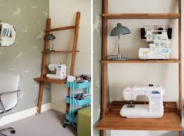 Ikea Laiva Desk Hack by Reclaiming My Sewing Room What Katie Sews