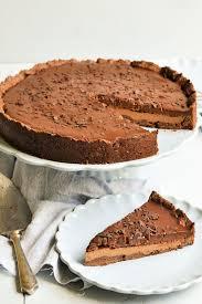 schokoladiger schoko cheesecake mix dich glücklich