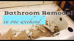Americast Bathtub Home Depot by Remove And Replace Bathtub Diy Youtube