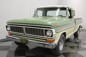 1970 Ford F-100 For Sale #84915   MCG 1967 To 1969 Ford F100 For Sale On Classiccarscom This Indie Shop Is Producing A Line Of Brand New 1956 Trucks 1970 F250 Napco 4x4 Nicely Built Stroker Ranchero 500 Custom Pickup Sale 1953 Stepside Pickup Truck Flashback F10039s Arrivals Of Whole Trucksparts Or Cc994692 Bronco 2085230 Hemmings Motor News Vintage Camper Special Patina Used F Ford In Texas Glamorous Inspirational 1970s Custom Protour Youtube Hobbydb