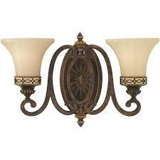 DRAWING ROOM Traditional Edwardian Style Twin Wall Light