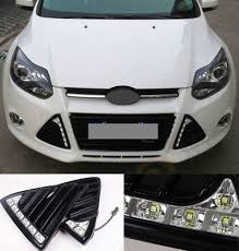 complete kit led replace daytime running lights fit for ford focus