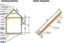 8 10 storage shed plans blueprints for constructing a garden shed
