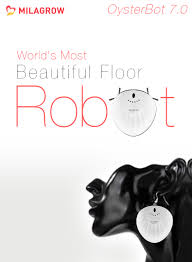 Floor Mopping Robot India by Milagrow Oysterbot 7 0 Ion I India U0027s Fastest Vacuum Robot