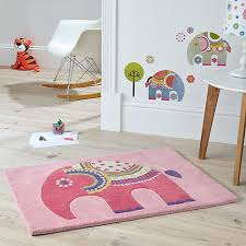 Buy Little Home At John Lewis Abbey Elephant Childrens Rug From Our Rugs Range