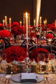 Epic Red Gold Wedding Decorations 74 About Remodel Table For With