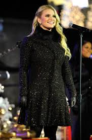 Rockefeller Christmas Tree Lighting Performers by Pictures Of Jessica Simpson At The Tree Lighting Ceremony In Nyc