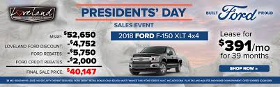 100 Ford Truck Lease Deals Specials Loveland CO Greeley Denver