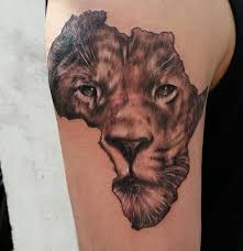 If You Do Not Want To Have Multiple African Animals In Your Continent Tattoo Then I Would Suggest Just One Animal My Choice Be
