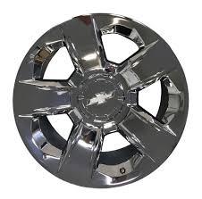 100 Oem Chevy Truck Wheels Amazoncom 20 INCH 2014 2015 14 15 CHEVY SILVERADO TAHOE OEM CHROME