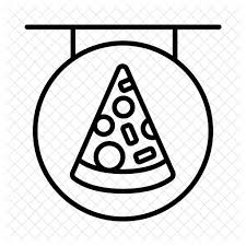 Pizza Store Icon