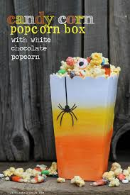 Halloween Candy Tampering 2015 by Candy Corn Popcorn Box With White Chocolate Popcorn Recipe A