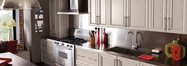Home Depot Prefab Cabinets by Kitchen Cabinets U0026 Drawers The Home Depot Canada
