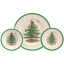 Spode Christmas Tree Mug And Coaster Set by Buy Spode Christmas Tree Dinner Service Set At Mailshop Co Uk