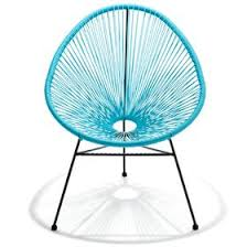 Kmart Beach Chairs Australia by 39 Acapulco Replica Chair Blue Kmart Available In Black