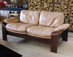 canapé cuir occasion canapé cuir roche bobois kroken 2 places placage en palissandre