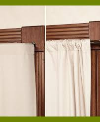 Twist And Fit Curtain Rod Walmart by Wrap Around Shower Curtain Rod Nucleus Home
