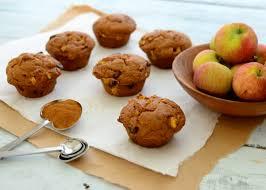 Vegan Pumpkin Muffins Applesauce by Pumpkin Apple Muffins