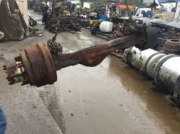 100 Used Mack Truck Parts MACK CRD9293 AXLE HOUSING FOR SALE 555399