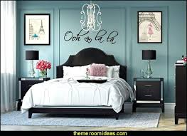 Ingenious Paris Bedroom Decor Themed Ideas Style Decorating Bedding