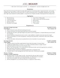 College Student Resume Objective Part Of Time Job Jobs First Retail