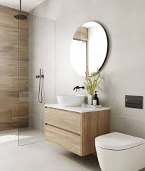 even the low ornamental walls will make the bathroom