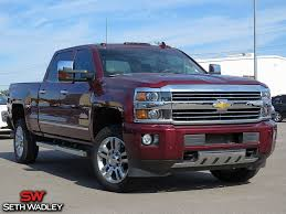 Used 2016 Chevy Silverado 2500HD High Country 4X4 Truck For Sale In ...