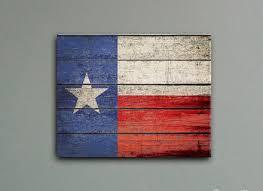 Stunning Idea Texas Wall Art Plus 29 Rustic Flag State Decor 16x20 Canvas On Etsy Metal