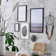 wandgestaltung im wohnzimmer connox