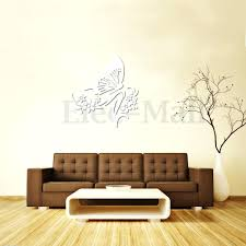 Pop Decor Wall Decals Living Room Rust Color Decorative
