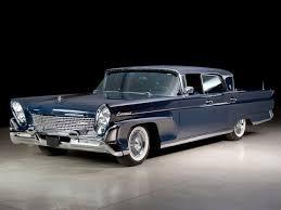 100 Lincoln Cars And Trucks 1958 Continental Mark III Landau Stevies
