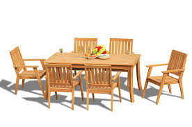 Amazon.com: 7 PC A Grade Outdoor Patio Teak Dining Set - 60 ... Chair Scdinavian Teak Ding Room Fniture Fresh Unique Ideas Tables And Chairs Originals Table Reclaimed Wood 5 Foot Long Impact Imports Niels O Mller No 75 Danish Modern With 6 Stylish Art Leather Chairs In Seater Set Vintage Retro Mid Century Teak Ding Table For Reuphols Ugarelay Getting Warm Mid Century Skovmand Andersen Geneva Milan 44 Nr Ldn Sold Sold Round Extending By Mcintosh Kitchen Chunky Extendable Set 1960s Sale At Pamono