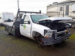 2007 Chevrolet Silverado For Sale At Copart Eugene, OR Lot# 55173988