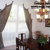 Curved Curtain Rod For Arched Window Treatments by Arched Windows Curtain Designs Ideas For Bedroom U2026 Pinteres U2026