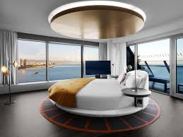 100 W Hotel Barcelona Adds A Ow Effect To Its Suites