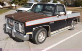 1985 GMC Sierra Classic 1500 Pickup Truck | Item I8488 | SOL... 1985 Gmc K15 Shortbed Cummins Cversion Diesel Power Magazine Car Shipping Rates Services S15 Used Brigadier For Sale 1772 Review1985 Sierra K20 K1500 Classicbody Off Restorationnew Brochure 2500 Information And Photos Momentcar T15 Pickup 4wd Insurance Estimate Greatflorida 5gmcerraclassicrustfreewitha1987chevy305homildcam C1500 Pickup Truck Item 7320 Sold July Snow Removal Truck For Sale Seely Lake Mt John Classic 1500 I8488 Sol Sale1985 W383 Stroker 6000 Cars Trucks